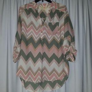 Wishful park blouse